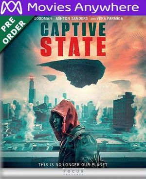 Captive State HD Vudu or iTunes Code via MA (PRE-ORDER WILL EMAIL ON OR BEFORE BLU RAY RELEASE)