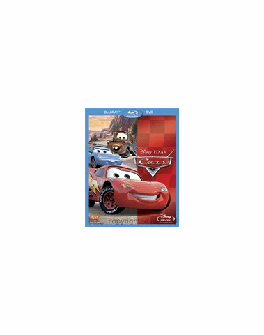 Cars Blu-ray  (ONLY USED)
