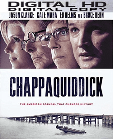 Chappaquiddick HD UV or iTunes Code