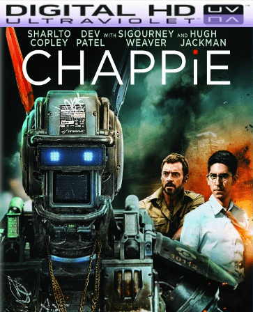 Chappie HD Digital Ultraviolet UV Code