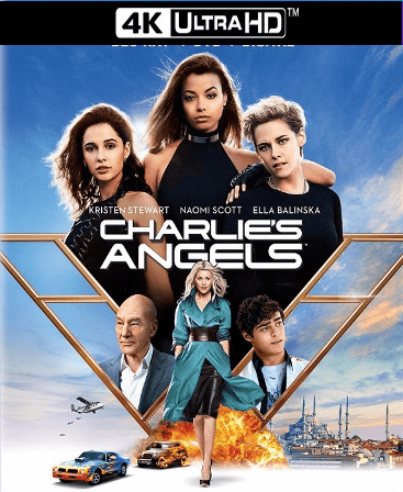 Charlie's Angels (2019) 4K Vudu Ports To Movies Anywhere & iTunes (Insta Watch)