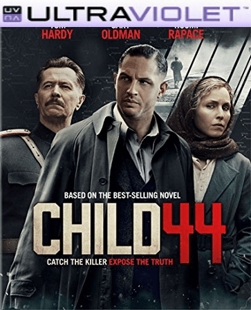 Child 44 SD Digital Ultraviolet UV Code