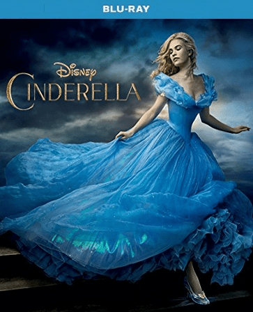 Cinderella Blu-ray Single Disc