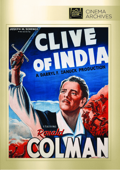 Clive of India DVD Movie (1935)