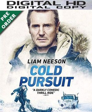 Cold Pursuit HD UV or iTunes Code (PRE-ORDER WILL EMAIL ON OR BEFORE BLU RAY RELEASE)