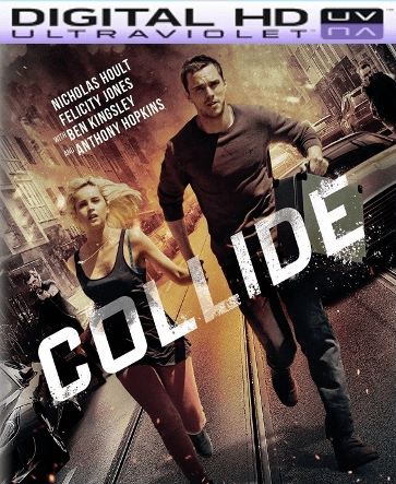 Collide HD Digital Ultraviolet UV Code