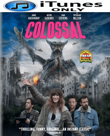 Colossal HD iTunes Code