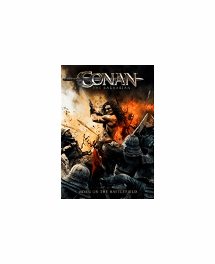 Conan The Barbarian DVD Movie