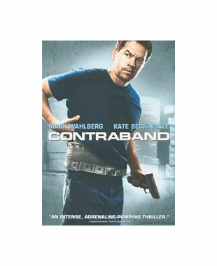 Contraband DVD (USED)