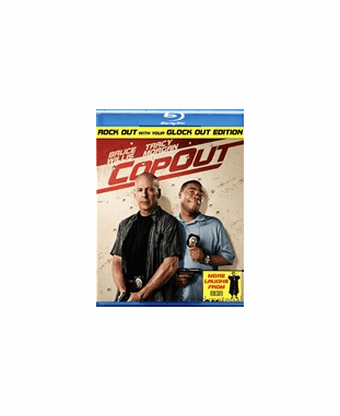 Cop Out Blu-ray Movie