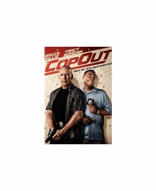 Cop Out DVD Movie