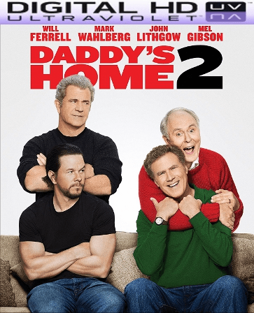 Daddy's Home 2 HD UV Code