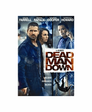 Dead Man Down DVD Movie