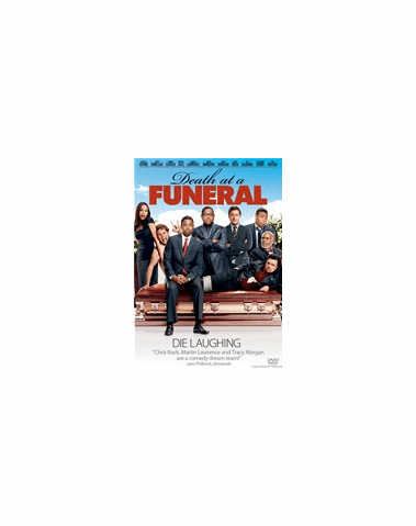 Death At  A Funeral  DVD Movie