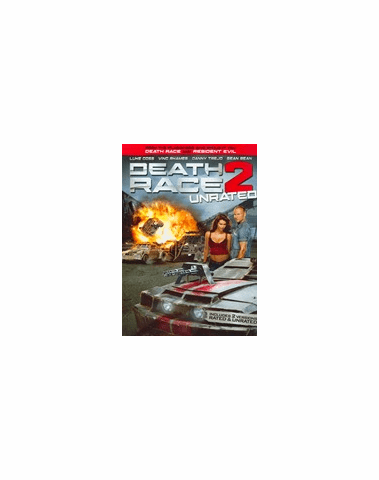 Death Race 2 Unrated DVD Movie (USED)