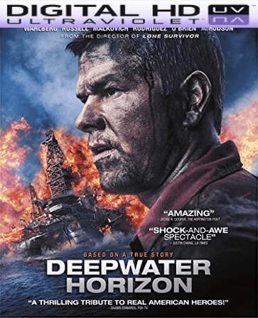 Deepwater Horizon HD Digital Ultraviolet UV Code