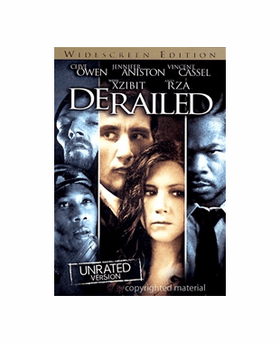 Derailed Unrated DVD (USED)