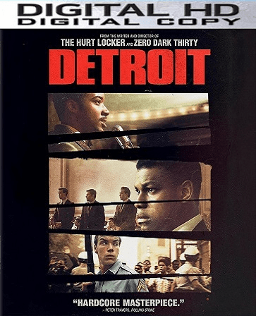 Detroit HD UV or iTunes Code