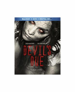 Devil's Due (Blu-ray + DVD + UltraViolet)
