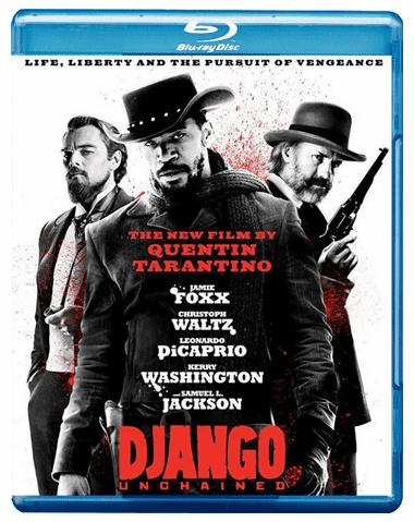 Django Unchained Blu-ray  (USED)