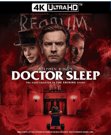 Doctor Sleep 4K Vudu Ports To Movies Anywhere & iTunes
