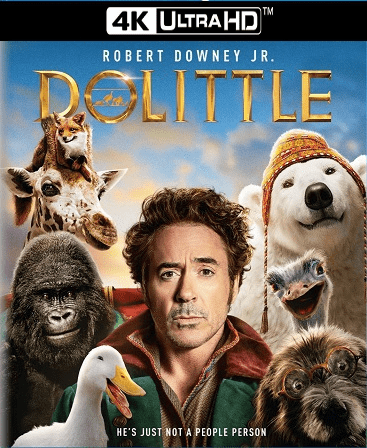Dolittle 4K Vudu Ports To Movies Anywhere & iTunes (Insta Watch)