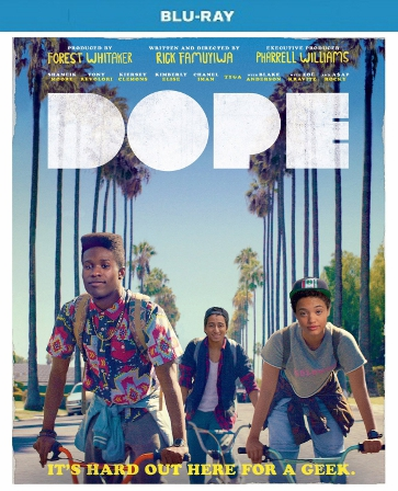Dope Blu-ray Single Disc