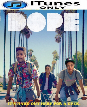Dope HD Digital Copy iTunes Only