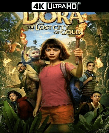 Dora And The Lost City Of Gold 4K iTunes Code