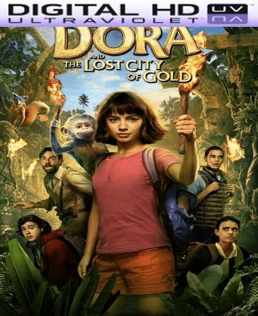 Dora And The Lost City Of Gold HD Vudu Code