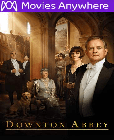 Downton Abbey HD Vudu or iTunes Code via MA