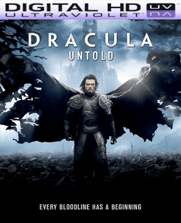 Dracula Untold HD Digital Ultraviolet UV Code
