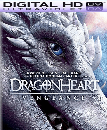 Dragonheart: Vengeance HD Vudu Ports To Movies Anywhere & iTunes (Insta Watch)