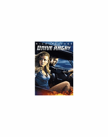 Drive Angry DVD Movie (USED)