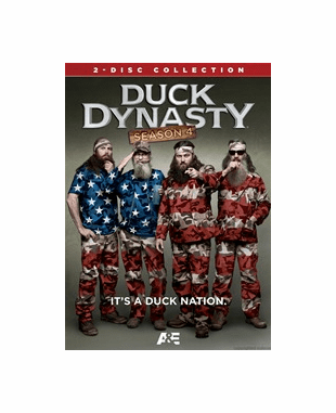 Duck Dynasty Season Four DVD
