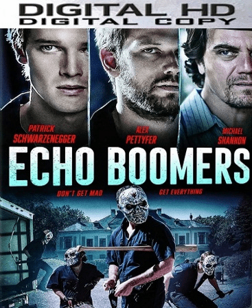 Echo Boomers HD Vudu or iTunes Code
