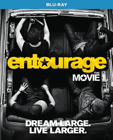 Entourage Blu-ray Single Disc
