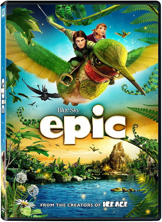 Epic DVD Movie