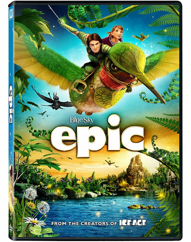 Epic DVD Movie (USED)