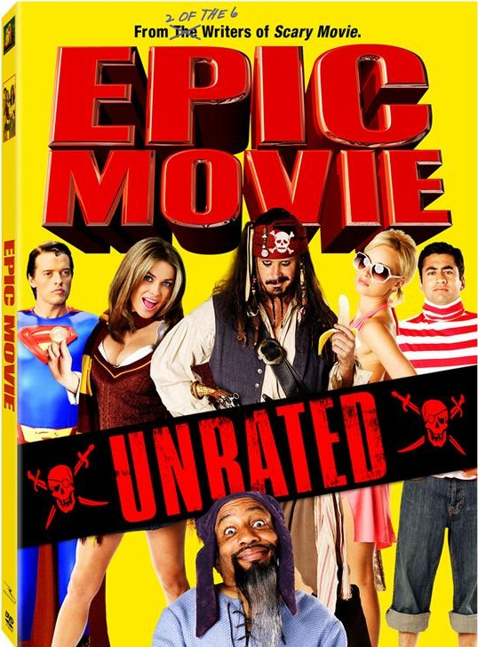 Epic Movie Unrated DVD Movie