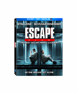 Escape Plan (Blu-ray + DVD + UltraViolet)