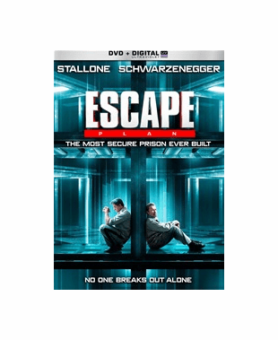 Escape Plan (DVD + UltraViolet)