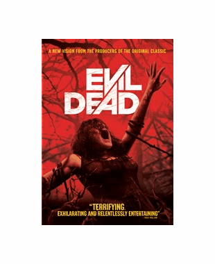 Evil Dead DVD Movie