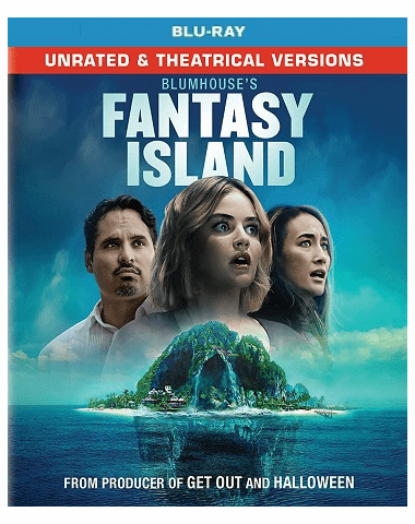 Fantasy Island (UNRATED) Blu-Ray (USED)