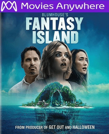 Fantasy Island (UNRATED) HD Vudu or iTunes Code via MA