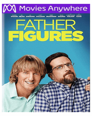 Father Figures 2017 HD UV or iTunes Code via MA
