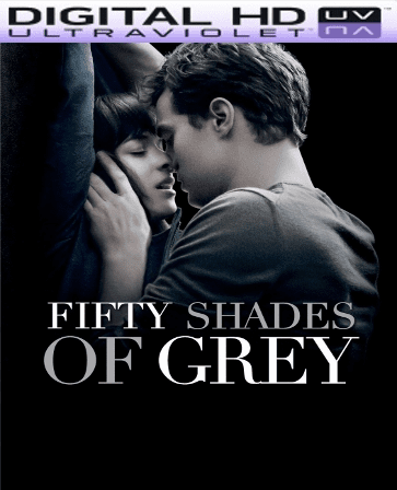 Fifty Shades of Grey HD Digital Ultraviolet UV Code