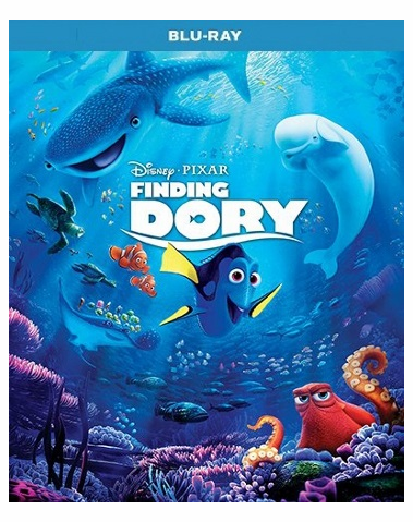 Finding Dory Blu-ray (USED)