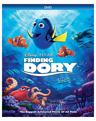 Finding Dory DVD (USED)