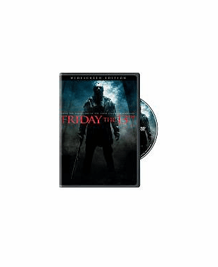 Friday the 13th DVD Movie (USED)